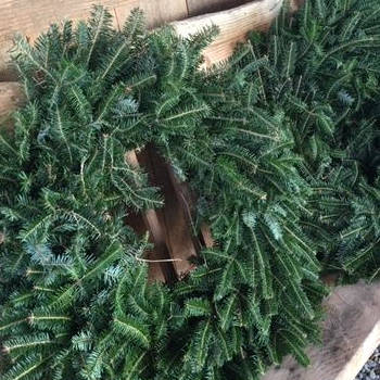 Fresh Green Wreaths