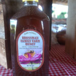 Brossman's Honey 5 pound container