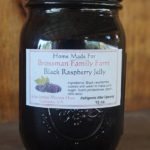 Brossman's Black Raspberry jelly