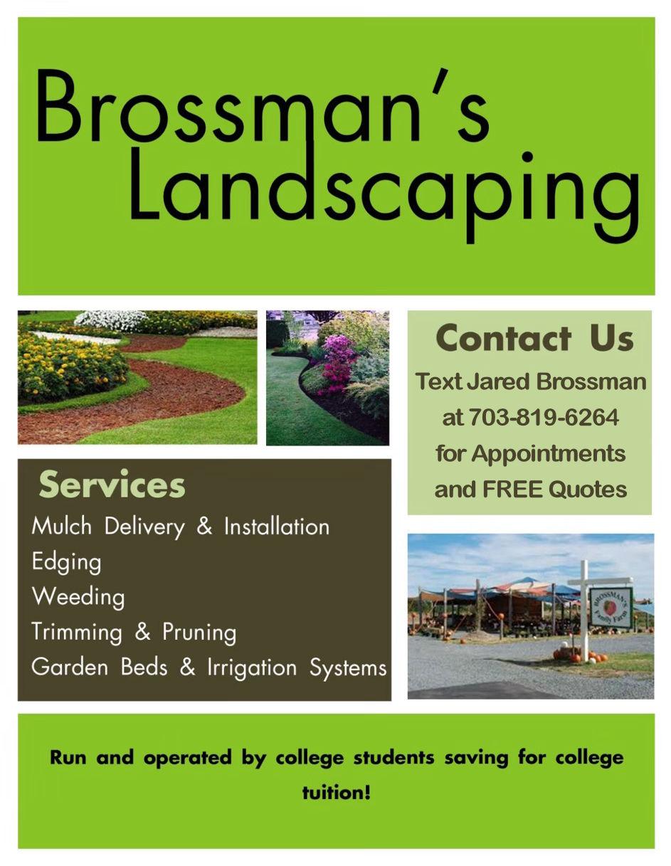 Leesburg Landscaping